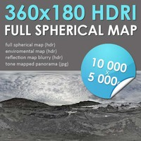 HDRI Spherical Map [P032a]