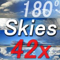 180 degree Sky