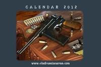 Calendar Mauser C96 2012  USA