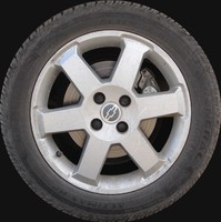 Chevrolet Astra wheel texture map