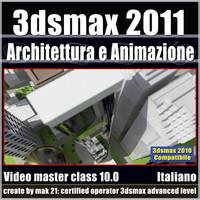 3dsmax 2011 Architettura e Animazione v.10.0 Italiano Subscription