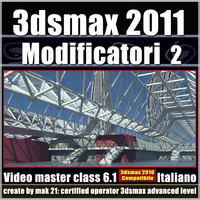 3dsmax 2011 Modificatori v.6.1 Italiano Subscription