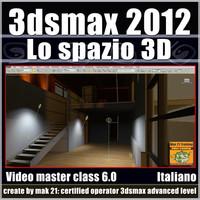 3dsmax 2012 Lo Spazio 3D v.6.0 Subscription