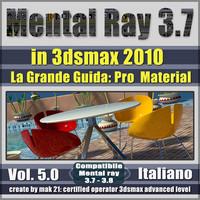 Mental Ray 3.7 In 3dsmax 2010 Vol.5 Italiano