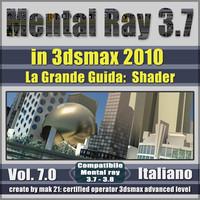 Mental Ray 3.7 In 3dsmax 2010 Vol.7 Italiano