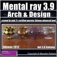 Mental Ray 3.9 In 3dsmax 2012 Vol.3 Italiano Subscription