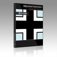 Military Decal Texture Pack 3