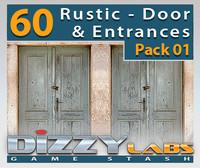 DLRUS Door & Entrance Pack 01