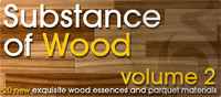 Substance of Wood Vol2