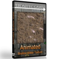 Animated Shallow Water Texture 7