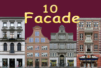 Facade collection 1