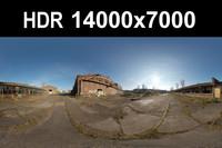 Industry Ruin 01 - Premium HDR