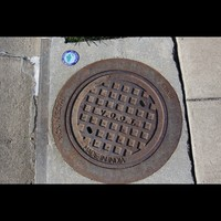 Manhole Cover (HD)
