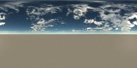 Panoramic HDR Sky