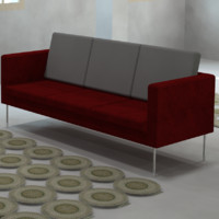Sofa 3 places