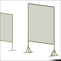 Projection Screen Folding Frame 01230se