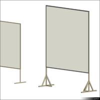 Projection Screen Folding Frame 01230se