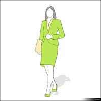 Person Woman 01289se