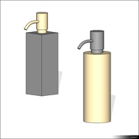 Soap Dispenser 01318se
