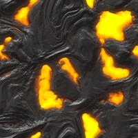 Lava 02 - Seamless Texture
