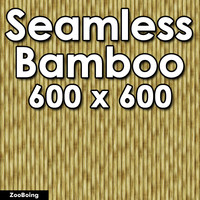 Plant 012 - Bamboo