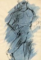 standing figure no.3