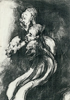 figures by Goya