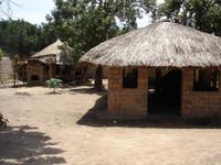 African village textures