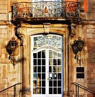 Castle door 1