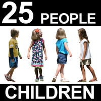 25 Children Textures - Vol. 1