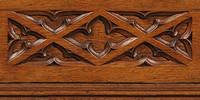 Gothic Panel, Tiles
