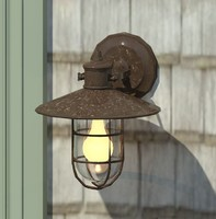 Harbor Sconce- Restoration Hardware