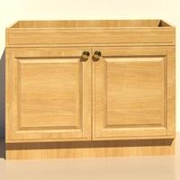 Kitchen.C_Base.Cabinet.II