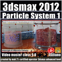 3dsmax 2012 Particle System 1 v 9.0 italiano subscription