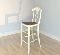 Napoleon Bar Stool Pottery Barn