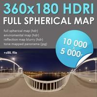 HDRI Map Budapest [P039]