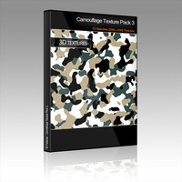 Procedural Camouflage Texture Pack