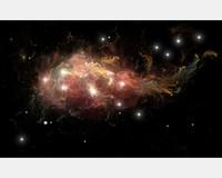 Space nebula  120528-1