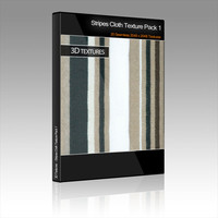 Stripes Cloth Texture Pack 1