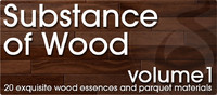 Substance of Wood Vol1