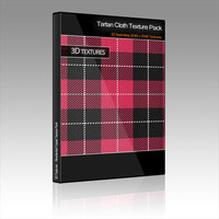 Tartan Cloth Texture Pack