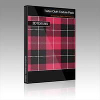 Tartan Cloth Texture Pack