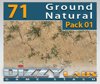 DLGND Ground Natural Pack 01