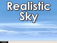 Sky 033 - Realistic Horizon