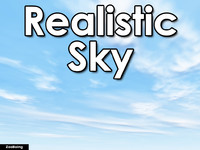 Sky 029 - Realistic Horizon
