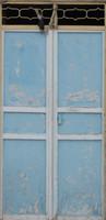 Door and window cover textures