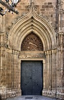 Cathedral door 1