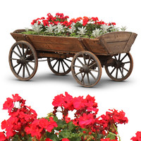 flower carriage