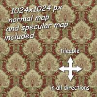 fabric (04) - wallpaper