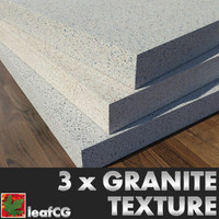 3 x Granite Texture